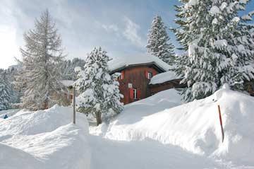 Skihütte Lenzerheide-Valbella