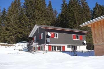 Skihütte Sörenberg