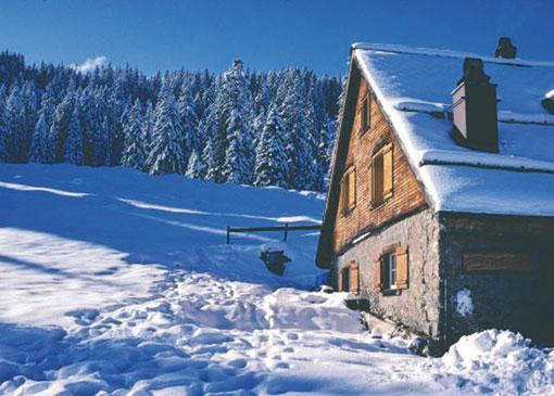 Skihütte Pizol