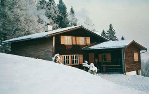 Ski- und Berghütte Krummenau