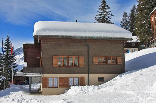 Skihaus Elm