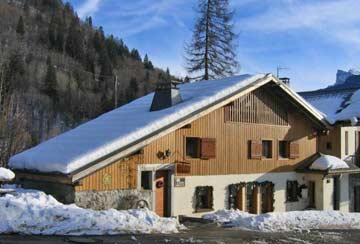 Hütte Grand Massif