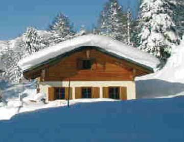 Skihütte in Obertauern