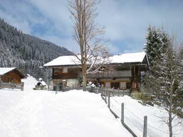 Skihütte Gasteinertal