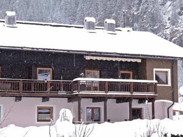 Ferienwohnung bei Mayrhofen