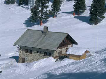Skihütte Hochoetz
