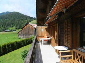 Ferienwohnung bei Gstaad