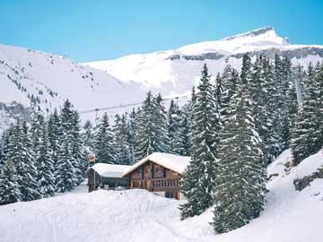 Skihütte Flims-Laax