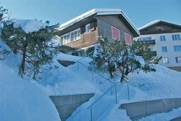 Chalet Bergheim im Winter