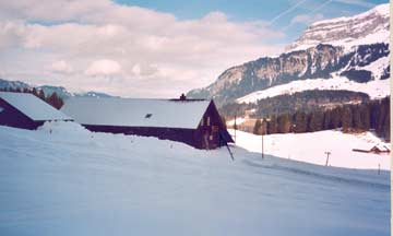 Skihütte Engelberg